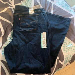 NWT Women's Levi's Bootcut Jeans